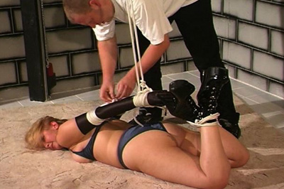 A Pain Slut in Training