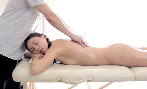 Adorable Lesya Rides The Massage Therapists Hard Cock On The Massage Table. 18 Virgin Sex XXX Porn Tube Video Image