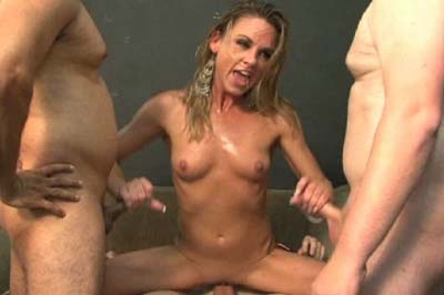Amanda Blow's Ball Torment Surprise