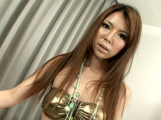 Amazingly Japan princess Asukarino getting oiled tits and pussy vibrated