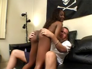 Angela Devine Interracial Movie