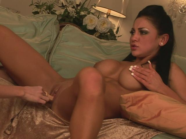 Beautiful Lesbian Chick Hillary Spreads Her Long Legs And Gets Her Pussy Licked She Fucks Her XXX Porn Tube Video Image