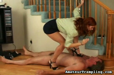 Best of Trample 6-1 Amateur Trampling XXX Porn Tube Video Image