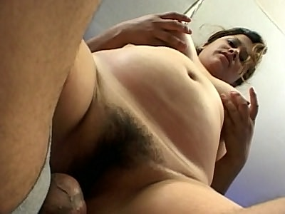 Big Belly Preggo Riding On Top