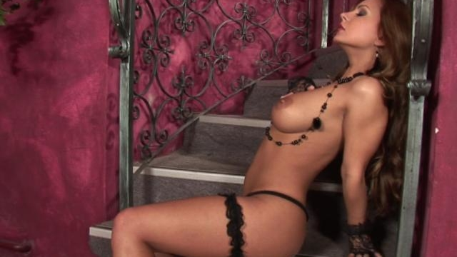 big-boobed-hot-pornstar-licking-her-nipples-on-the-stairs_01