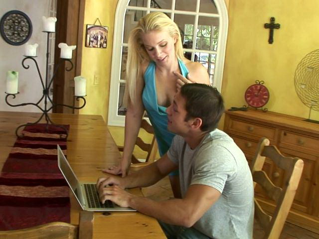 Big Breasted Blonde Mature Bitch Heidi Slurping A Large Schlong With Lust On Her Knees Lovely Matures XXX Porn Tube Video Image