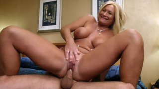 Big Titty Mature Roxy Rides Cowgirl