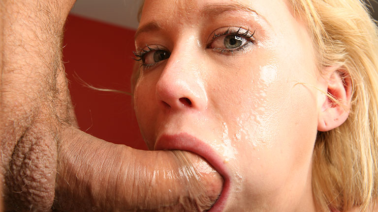Blonde Carly Parker gives deep throat blowjob Blowjobs XXX Porn Tube Video Image