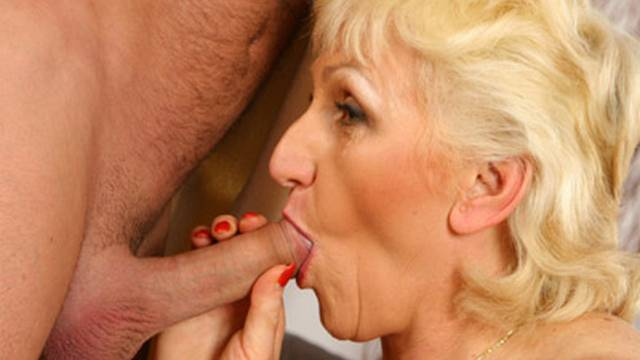 Blonde honey is fucking delicious Matures XXX Porn Tube Video Image