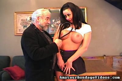 bondage Gagger Amateur BDSM Videos XXX Porn Tube Video Image