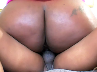 Bootylicious Black BBW Grinds On a Cock Ebony BBW Porno XXX Porn Tube Video Image