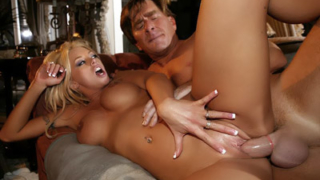 Brittney Skye Exposes Her Big Tits