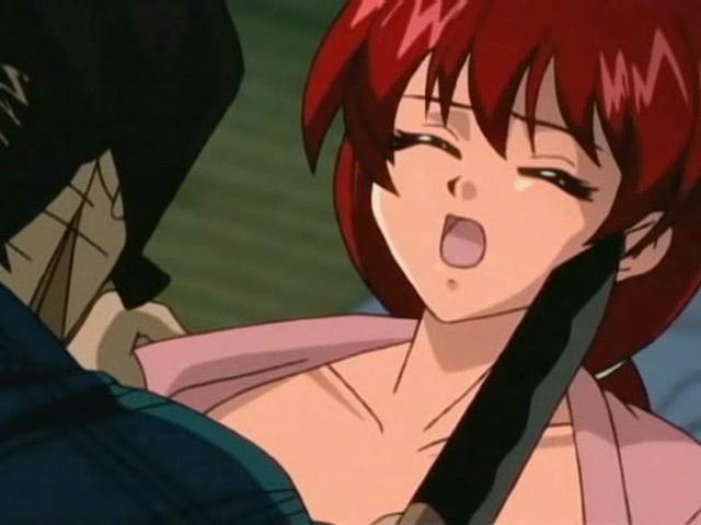 Busty Redhead Anime Babe Gets Banged By A Massive Schlong Erotic Anime XXX Porn Tube Video Image