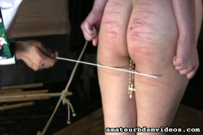 Caned and Marked