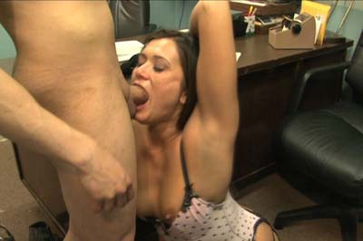 Cece Stone's Office Punishment