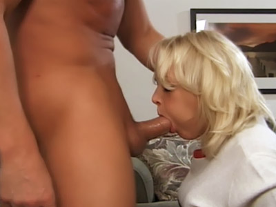 Cheerleader Takes Our Cock