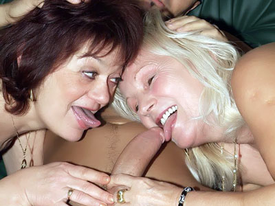 Chubby Grannies Paula and Remy Granny Ultra XXX Porn Tube Video Image