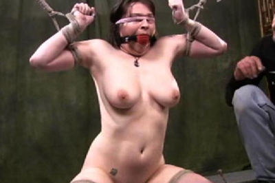 Chubby naked slave BDSM Tryouts XXX Porn Tube Video Image