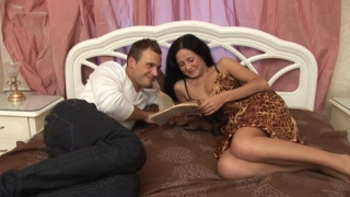 Cock loving slut Susannah fucks.