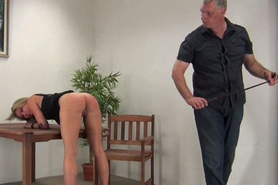 Cora Get's The Whipping She Wants Elite Spanking XXX Porn Tube Video Image