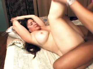 Curvy Mature Spread Legged For A Cock Fuck Mature XXX Porn Tube Video Image