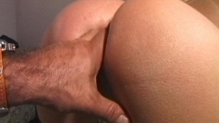 Cutie Blonde Teen Babe Gets Sexy Arse Fingered And Pussy Screwed