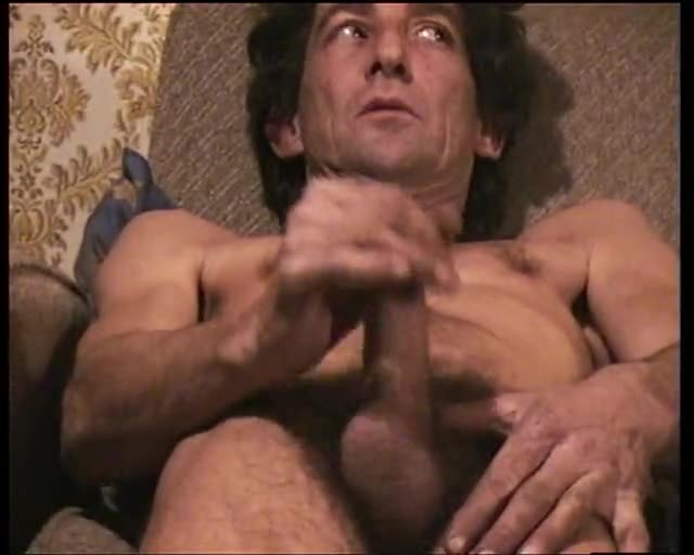 Daddy Wanking – Amateur sex video Men Bucket XXX Porn Tube Video Image