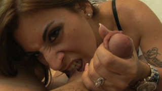 Danielle Sky Gets Ballbusting Revenge