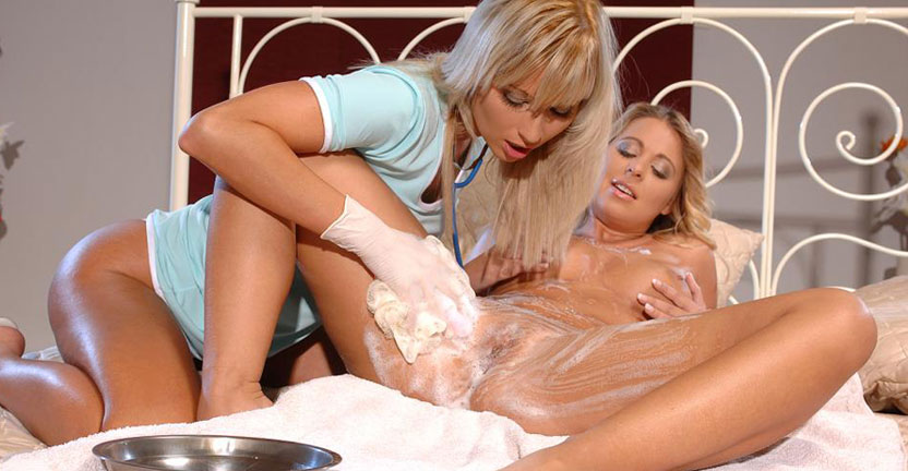 Doctor's Soothing Hand Bizarre Video XXX Porn Tube Video Image