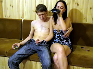 Drunken chick banged Drunk Home Party XXX Porn Tube Video Image