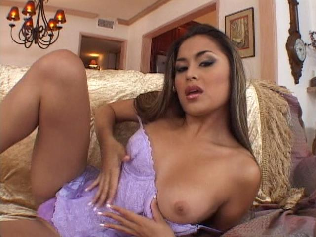Erotic Asian Vixen Michella Maylean Stripping Seductively For You Erotic Asians XXX Porn Tube Video Image