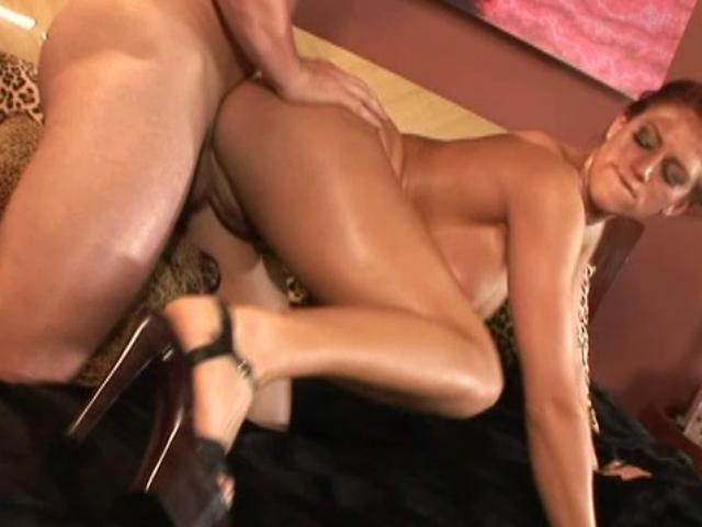 Eve Laurence gets her pink snatch drilled from behind Erotic Cinema XXX Porn Tube Video Image