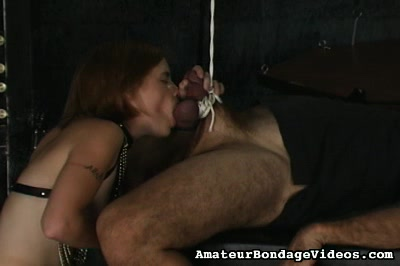 Exciting BDSM blowjobs