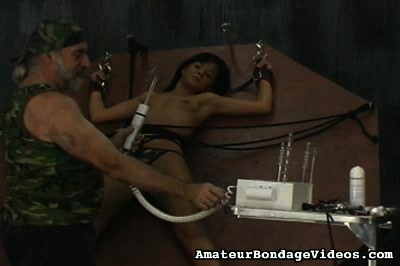 Extreme BDSM punishments