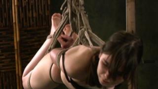 Extreme Bondage With Maya