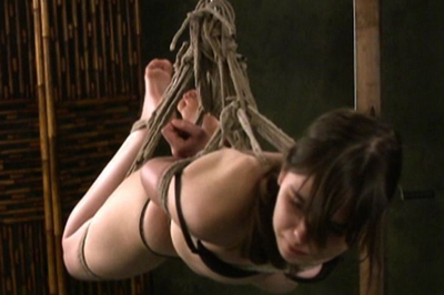 Extreme bondage with Maya BDSM Tryouts XXX Porn Tube Video Image