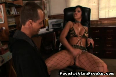 Facesitting and feet play Face Sitting Freaks XXX Porn Tube Video Image