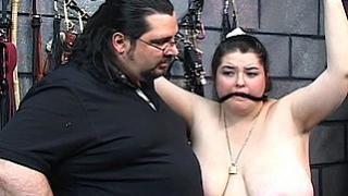 Fattys Forced Orgasm