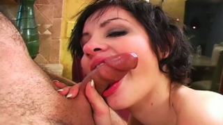 Fearsome Blowjob