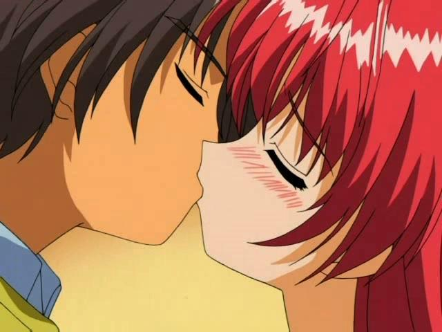 Fiery red haired anime girl making love with her boyfriend Anime Fresh XXX Porn Tube Video Image