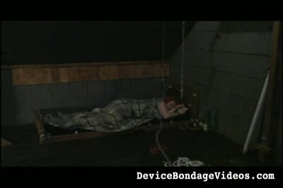 Flaming redhead – OK it's a wig Device Bondage Videos XXX Porn Tube Video Image