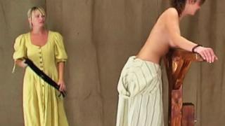Flogging Keira