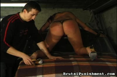 Flogging School