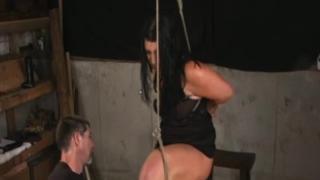 Forced Bondage Orgasm