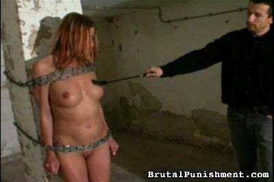 Freya, Be Brave Brutal Punishment XXX Porn Tube Video Image