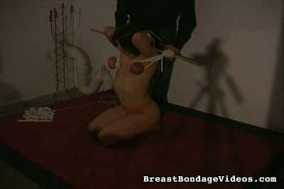 Fun with a Switch Breast Bondage Videos XXX Porn Tube Video Image