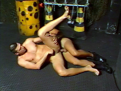 Gay Latinos Having Anal On the Floor