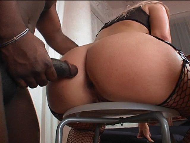 Gorgeous white bitches Gabriella And Katya gets pink assholes fucked by a black dude