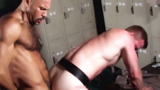 Hairy Mature Gays Having Anal Sex
