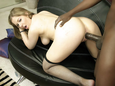 Haley Fucking a Huge Black Dick